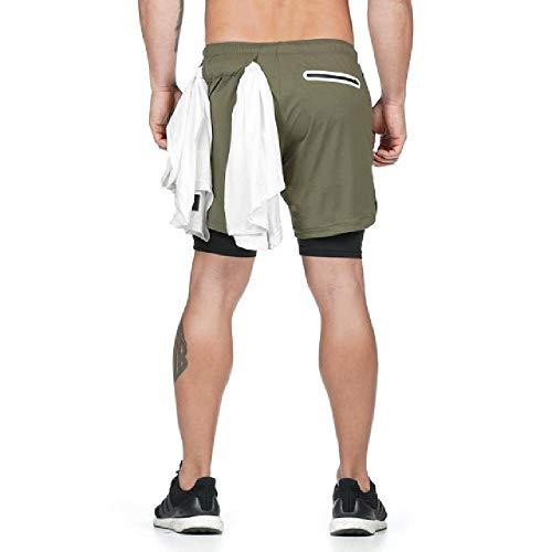 OKJI Mannen Fitness Bodybuilding Cargo Shorts Mannen Zomer Gyms Workout Shorts Mannelijke Ademende Snelle Droge Sportkleding Jogger Streetwear