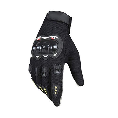 happygirr Reithandschuhe Winter Offroad Freien rutschfeste Touchscreen Motorrad warme Handschuhe für Radsport Mountainbike Road Race Downhill Wandern