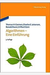 Algorithmen - Eine Einführung (German Edition) Hardcover