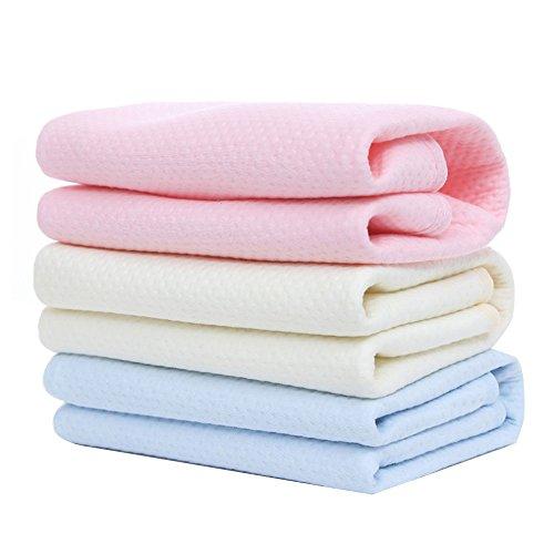 Newin Star Cambiador para niños y bebé cambia pañales portátil de algodón impermeable Changer transpirable orina Pad para Niños (Color al azar) 1pc