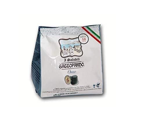 Nespresso Compatibles 80Cápsulas Orzo gattopardo