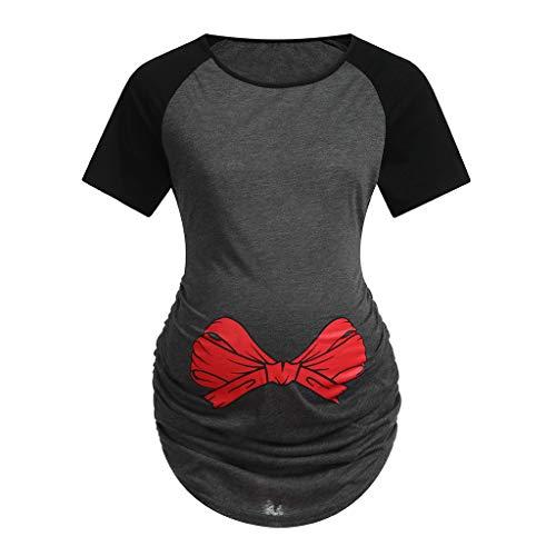 Umstandstop T-Shirt Umstandsmode Umstandsshirt Schwangerschaft Kleidun