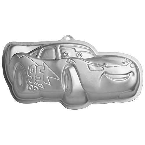 Wilton Star Wars Kuchenform 2105-3035 Cars One Size silber