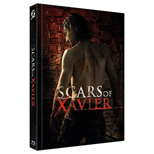 Scars of Xavier - Mediabook - Cover A - Limitiert auf 222 Stück (2-Disc Limited Uncut Edition) (+ DVD) [Blu-ray]