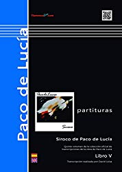 Paco de Lucia Guitare Tablatures