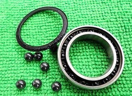 7mm Width 36mm Shaft Diameter R Lip Code Metric 47mm Bore Diameter HMS4 Style SKF 14005 LDS /& Small Bore Seal