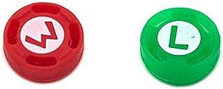 Capa de silicone antiderrapante para polegar, capa analógica, botão joystick para joystick e botão para Nintendo Switch Jo...
