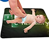 Zcfhike Baby Portable Diaper Changing Pad I Love Chemistry Urinary Pad Baby...