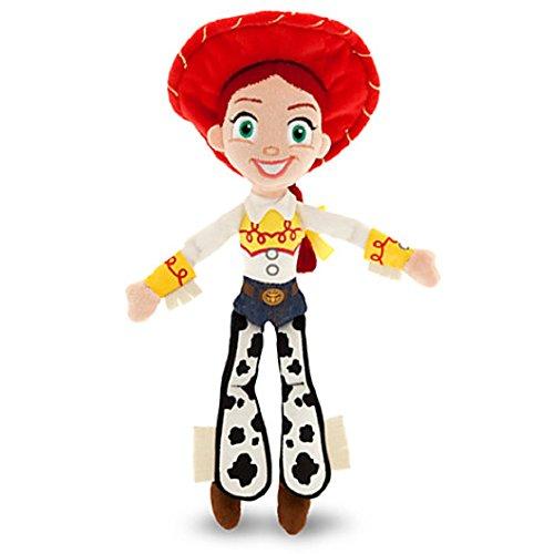 """Disney Toy Story 3 Jessie 10"""" Plush Doll [Toy]"""