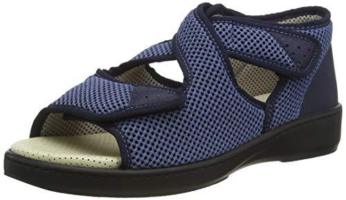 Podowell Unisex-Erwachsene Athena Sneaker, Blau (Jean 7103310), 39 EU