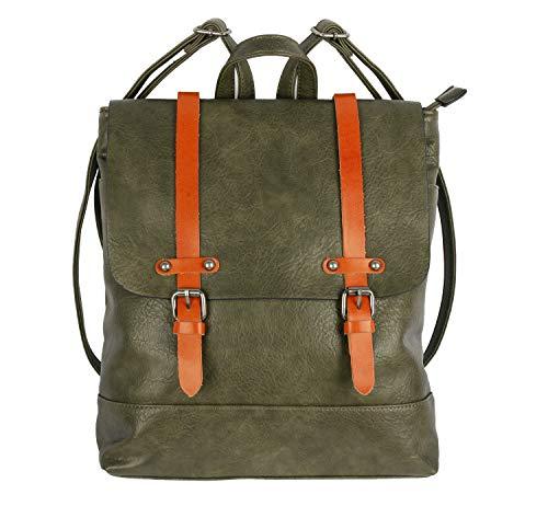 Flora& Co rugzak 6701 Daypack tas elegante schoudertas schoolrugzak schoudertas