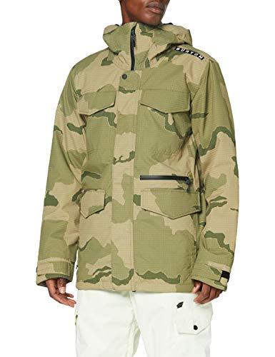 Burton Herren Snowboard Jacke Covert, Barren Camo, M, 13065106300