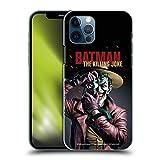 Head Case Designs sous Licence Officielle Batman DC Comics Joker Le Killing Joke Couvertures Célèbres De Livre Comique Coque Dure pour l'arrière Compatible avec Apple iPhone 12 / iPhone 12 Pro