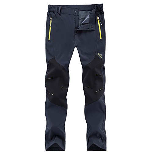 GITVIENAR Pantalon Assault Hommes à Séchage Rapide Nouvelle Version Printemps et Été Pantalon d'escalade Vêtement de Sports Extérieurs