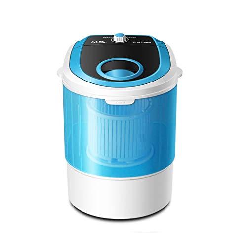 Waschmaschine Energiesparende, kleine halbautomatische Mini, Abnehmbarer Wasserkorb Schlafsaal, tragbare, Faule Studentenwohnung