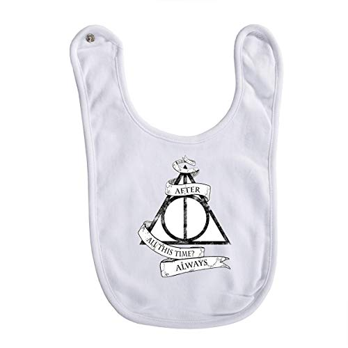 Bavaglino Neonato Harry Potter - After all This Time Always - HP - Idea Regalo