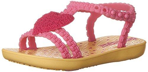 Ipanema My First Sandals, Sandalias con Punta Abierta para Niñas