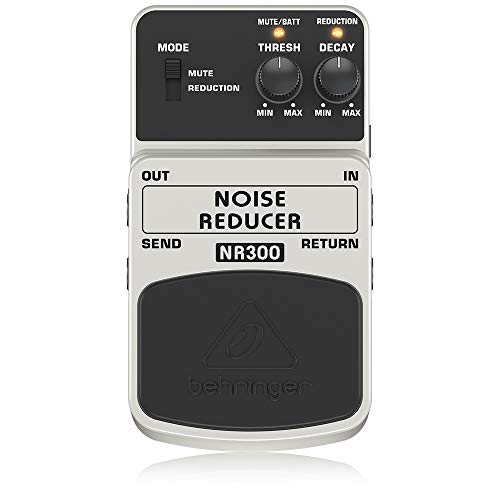 Behringer NR300 Noise Reducer Effects Pedal