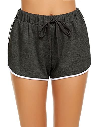 Avidlove - Pantalones cortos para mujer, pantalones cortos para dormir, yoga, deporte,...