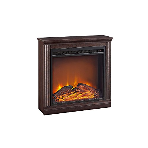 mantel electric heater