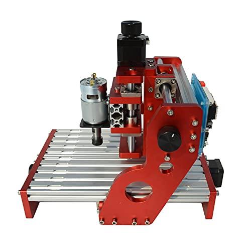 robots master ACTUALIZACIÓN CNC Grabador de Madera CNC Router CNC1419 Todos Málices Made Metal 1.1 Hobby DIY Máquina de Grabado para PCB de Madera PVC (Color : Add Offline)