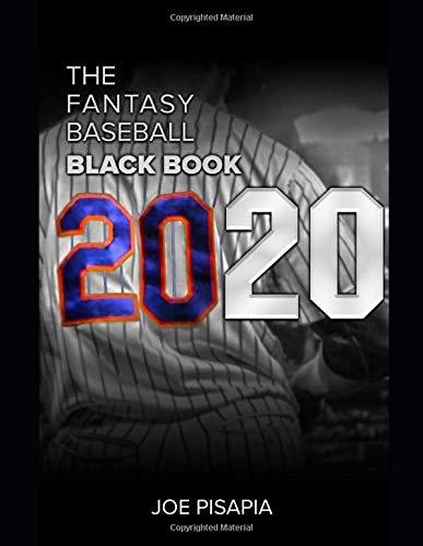 The Fantasy Baseball Black Book 2020 (Fantasy Black Book)