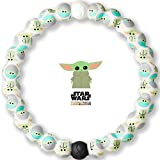 Lokai The Star Wars Collection The Child White Silicone Bracelet, Extra Large, 7.5'