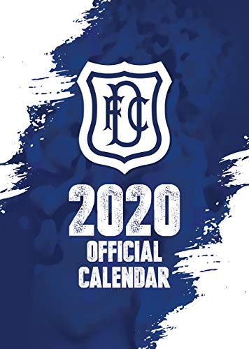 The Official Dundee FC Calendar 2020