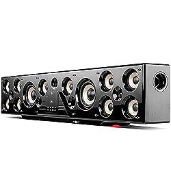 SYSTÈME DE HAUT-PARLEURS 5.1 : un son professionnel assorti d'un système de 15 haut-parleurs et d'un puissant caisson de basses vous entourera de toutes les nuances subtiles selon l'intention de l'artiste. HAUT-PARLEUR DE CONTRLE INDÉPENDANT À 6 CANA...
