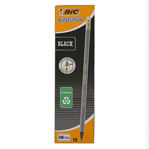 Lapices Hb Bic Marca BIC