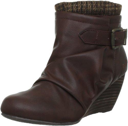 Blowfish Beleive, Boots femme - Marron (Dark Brown Austin), 40 EU, (7 UK)