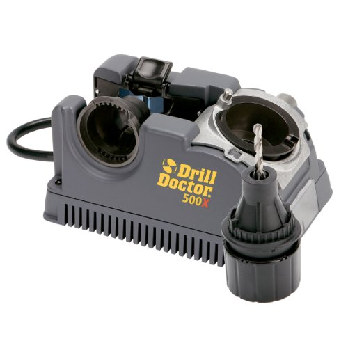 Drill Doctor DD500X  500x Drill Bit Sharpener, Professional Design & Construction for Durability...