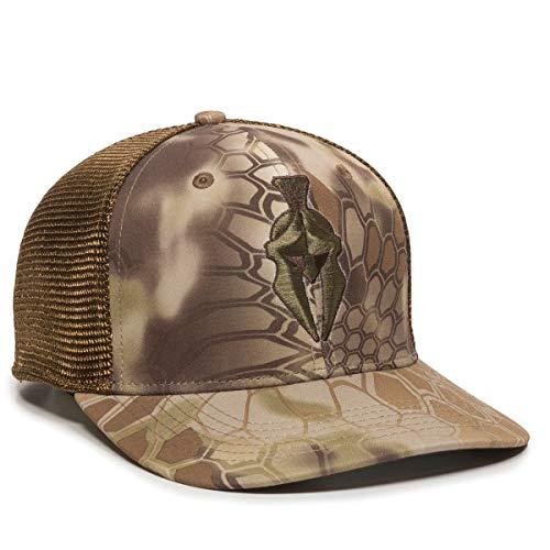 Kryptek Mesh Highlander Pro Crown Hat with Moisture Wicking