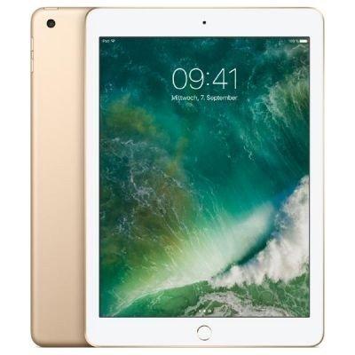 Apple iPad 9,7 (2017) 128GB Wi-Fi - Oro (Ricondizionato)