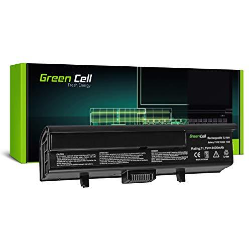 Green Cell Akku fur Dell XPS M1530 PP28L Laptop 4400mAh 111V Schwarz