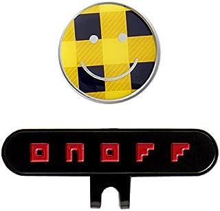 GLOBERIDE(グローブライド) グリーンマーカー ONOFF ボールマーカー ユニセックス OQ0917-26YEL イエロー