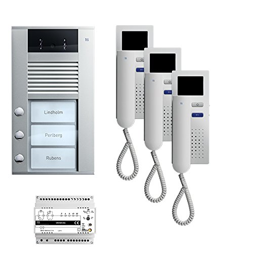 Preisvergleich Produktbild TCS PVE1530-0010 pre:Pack Video 3Tasten AVD+IVH3222 AP,  230 V