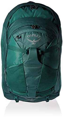 Osprey Fairview 70, Zaino Donna, Rainforest Green, WS/WM