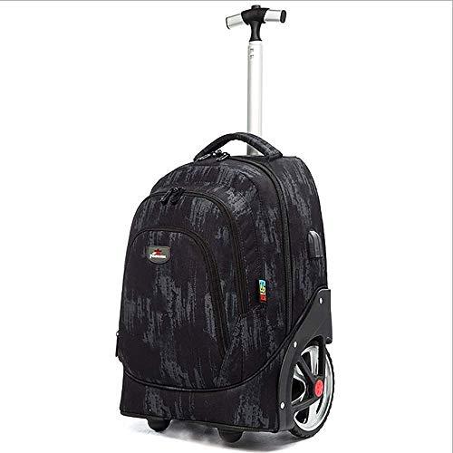 USB vano multiuso ricaricabile laminazione mobile zaino, misto impermeabile luminoso viaggi conferenze cabina valigia trolley zaino dopo il test sacchetti antifouling,D