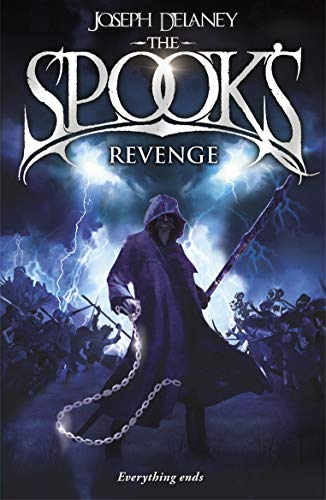 The Spook's Revenge: Book 13 (The Wardstone Chronicles) (English Edition)