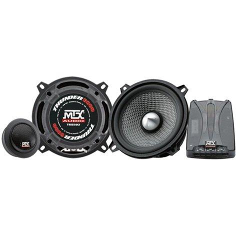 MTX T6S502 Road Thunder 6000 - Sistema de altavoces para coche (2...