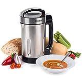 Beldray® EK2613BGP-VDE gesunder Suppenhersteller aus Edelstahl mit europäischem Stecker Ideal für Suppen & Smoothies - Digital Bedienfeld Mit 4 Automatischen Funktionen Und Autoklean
