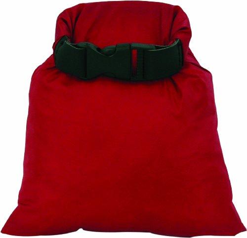 HIGHLANDER Packsack - Bolsa estanca para navegación, Color Rojo, Talla 1 L
