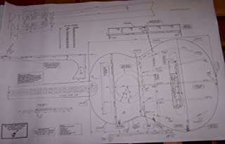 Classical Guitar Plans - Hermann Hauser I - Full Scale Design Drawings - Technical Plans