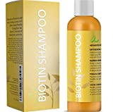 Biotin Shampoo for Hair Growth with Zinc