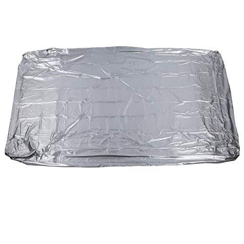 ビリヤード台カバー屋外防水防塵ビリヤードテーブルカバープロテクター軽量アクセサリーシルバー