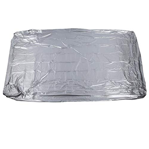 keyren Protector de Mesa Resistente al Agua y al Polvo, fácil de Limpiar, Cubierta de Billar de Larga duración, Peso Ligero para mesas de Billar, Tenis de Mesa