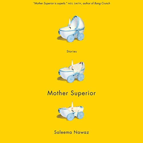 Mother Superior audiobook cover art