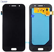 Skyline AAAAA Quality Screen Replacement for Samsung Galaxy Galaxy A5 (2017) / A520 LCD Display Screen Touch Digitizer Assembly Brightness Adjustable AAAAA Grade (Black)