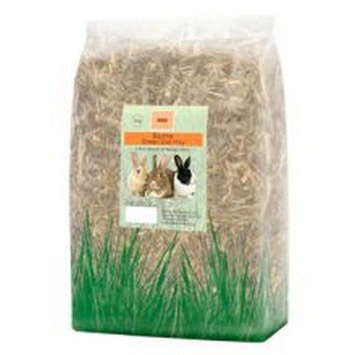 Burns Green - Heno de Avena para Animales pequeños (900g) (Variado)